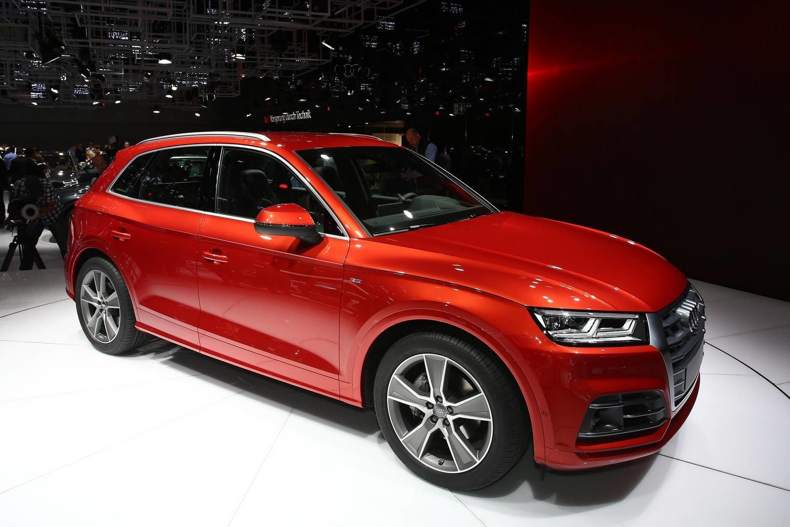 Latest Paris 2016 Audi Q5 Gtspirit Free Download