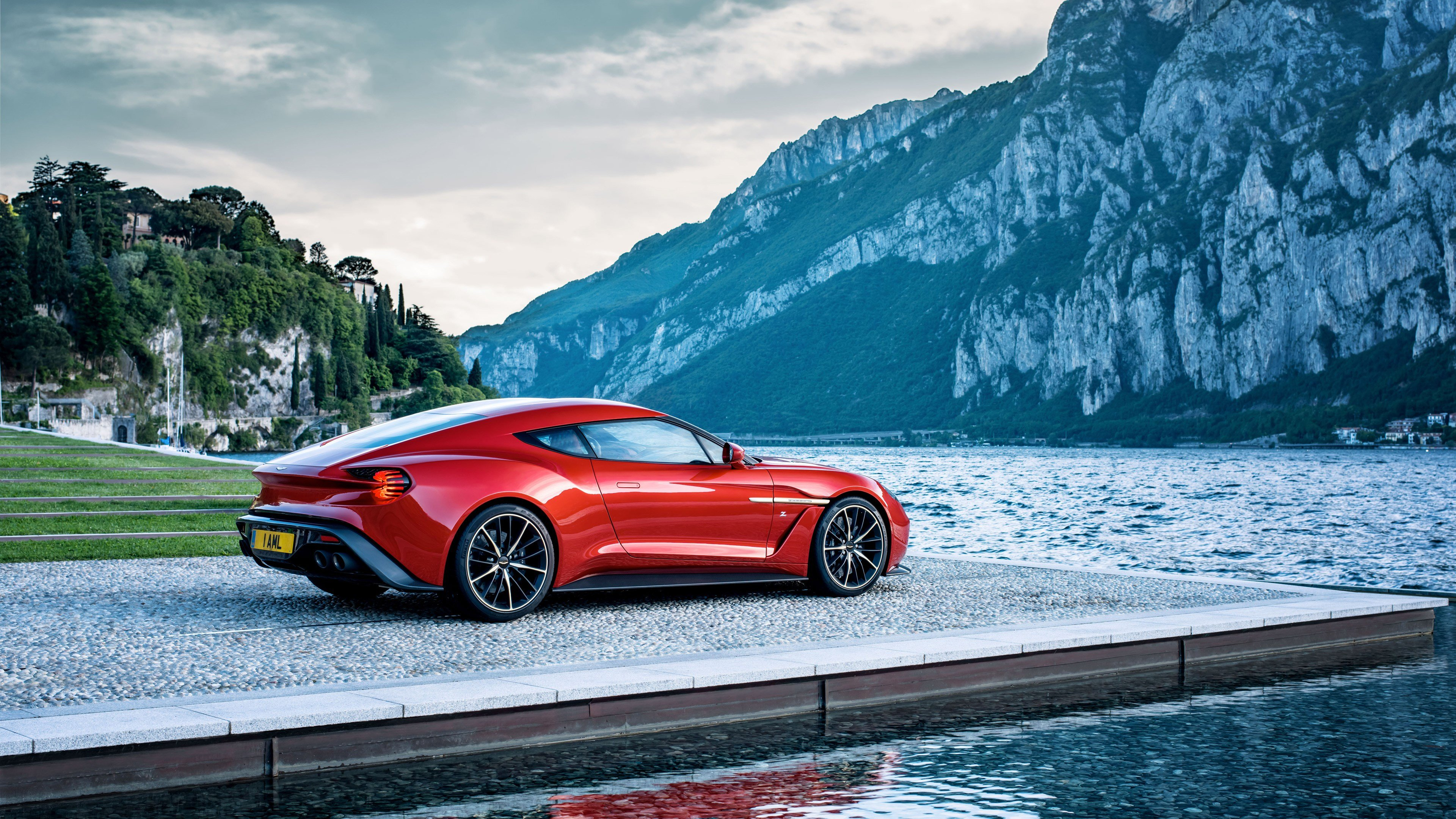 Latest Aston Martin Vanquish Hd Hd Cars 4K Wallpapers Images Free Download