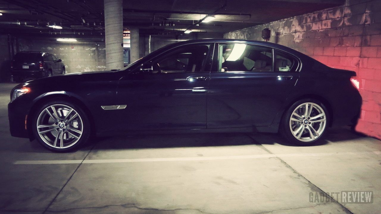 Latest 2013 Bmw 750Li Video The Truth About Cars Hd Wallpapers Free Download
