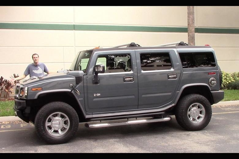 Latest The Hummer H2 Is The Most Embarrassing Car You Can Buy Free Download