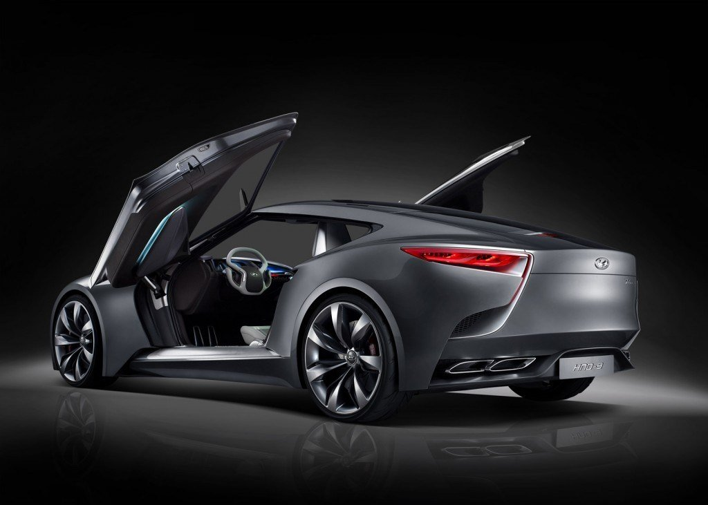 Latest Hyundai Hnd 9 Concept 2013 Seoul Motor Show Free Download