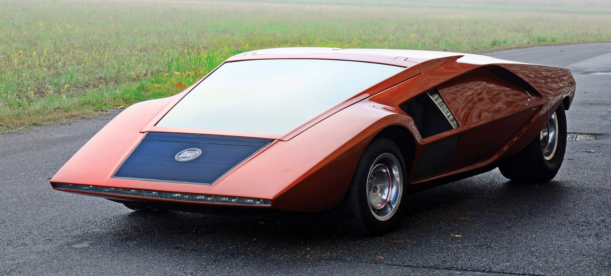 Latest The Bertone Lancia Stratos Hf Zero Was The Baddest Disco Free Download