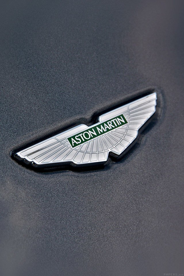 Latest Aj01 Aston Martin Logo Car Papers Co Free Download
