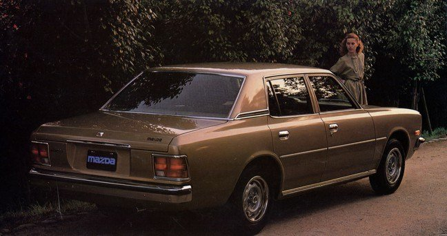Latest Mazda 929 Car Photo Gallery Free Download