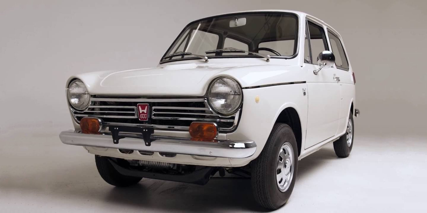 Latest The First Ever Honda Car In The U S Was Restored To Free Download
