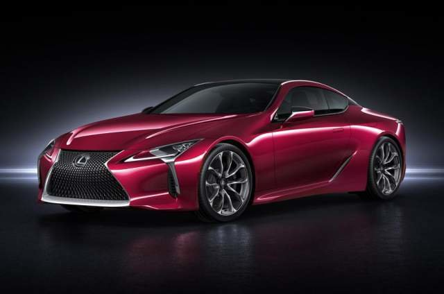 Latest 2017 Lexus Lc Coupe Review Price 2018 2019 Cars Models Free Download