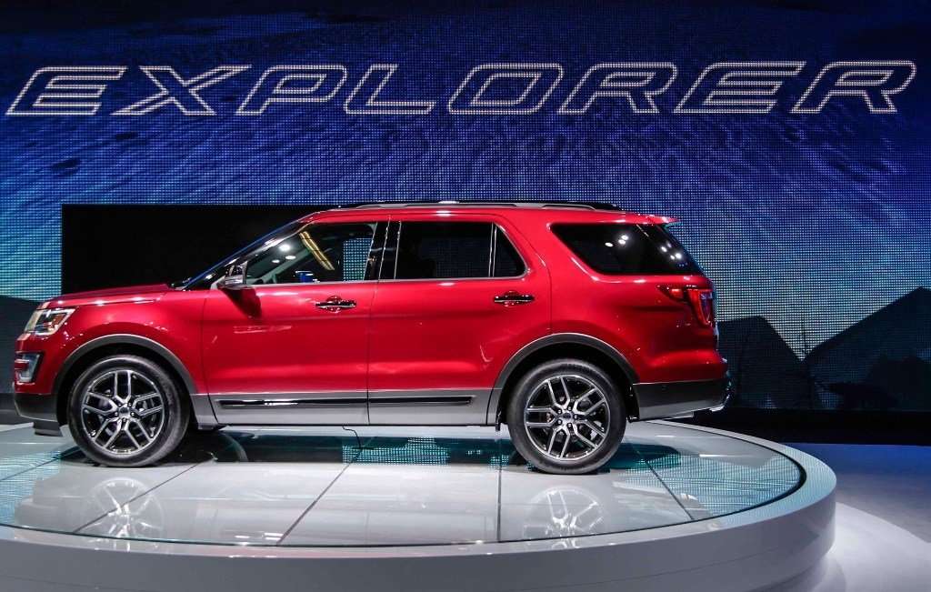 Latest 2018 Ford Explorer Release Date Spy Shots Price Specs Free Download