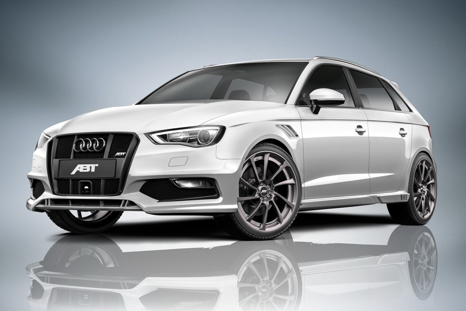 Latest 2013 Audi A3 Sportback Tuned By Abt Autoevolution Free Download