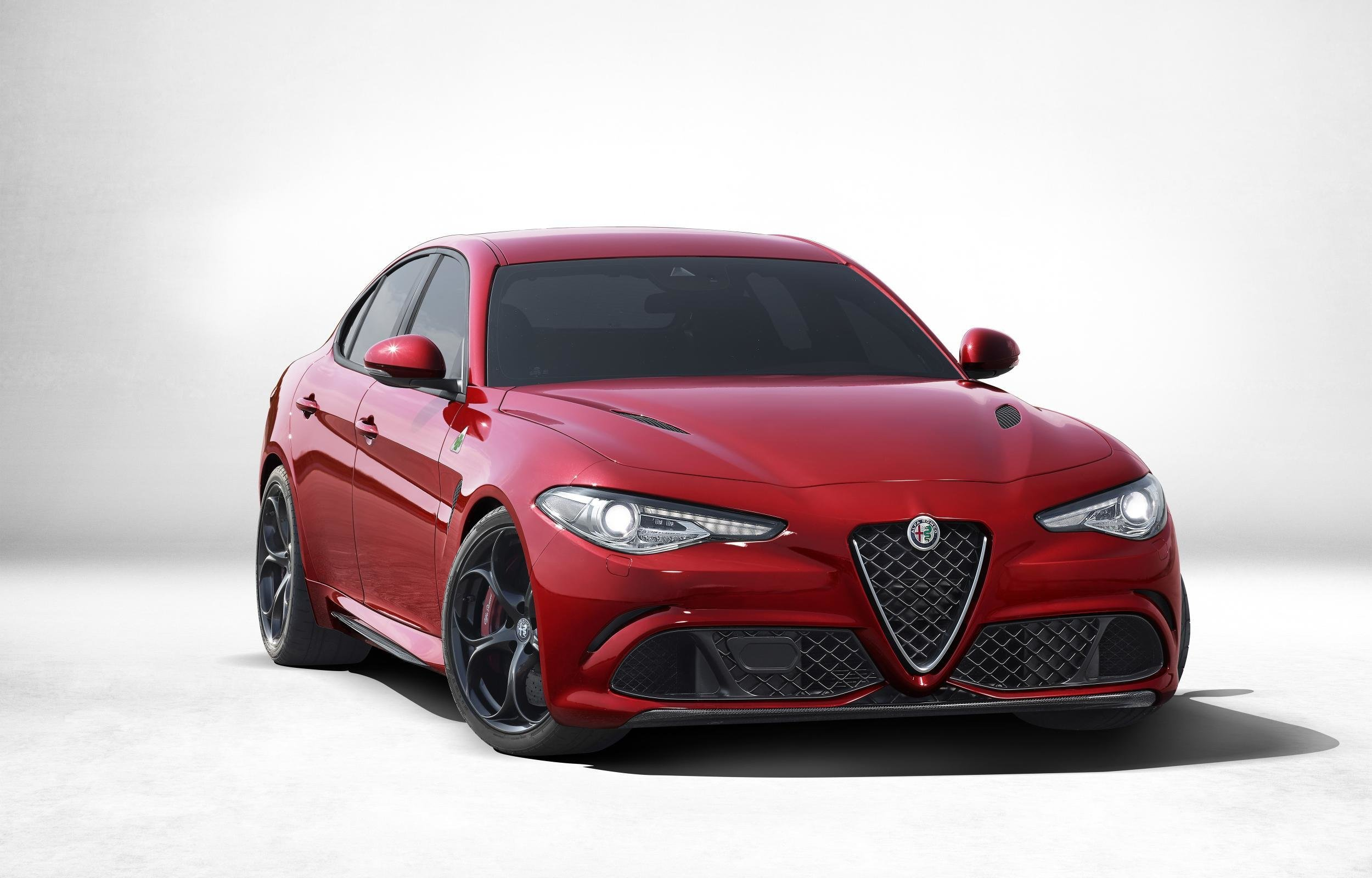 Latest 2016 Alfa Romeo Giulia Tipo 952 Quadrifoglio Verde Is Free Download