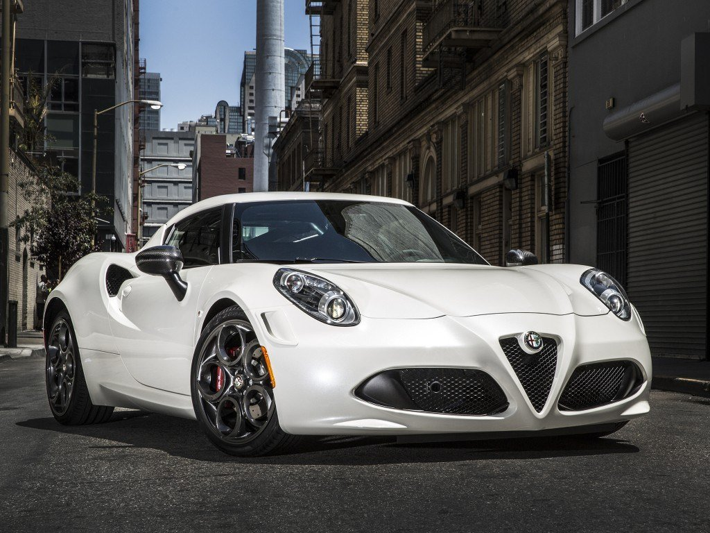 Latest Alfa Romeo 4C Soldiers On For 2017 My No Major Changes Free Download