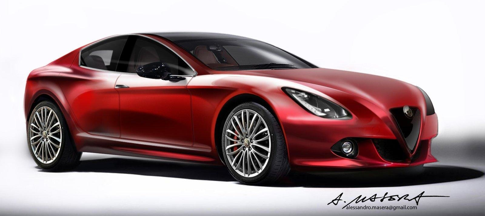 Latest Alfa Romeo Giulia To Be Fwd After All Autoevolution Free Download