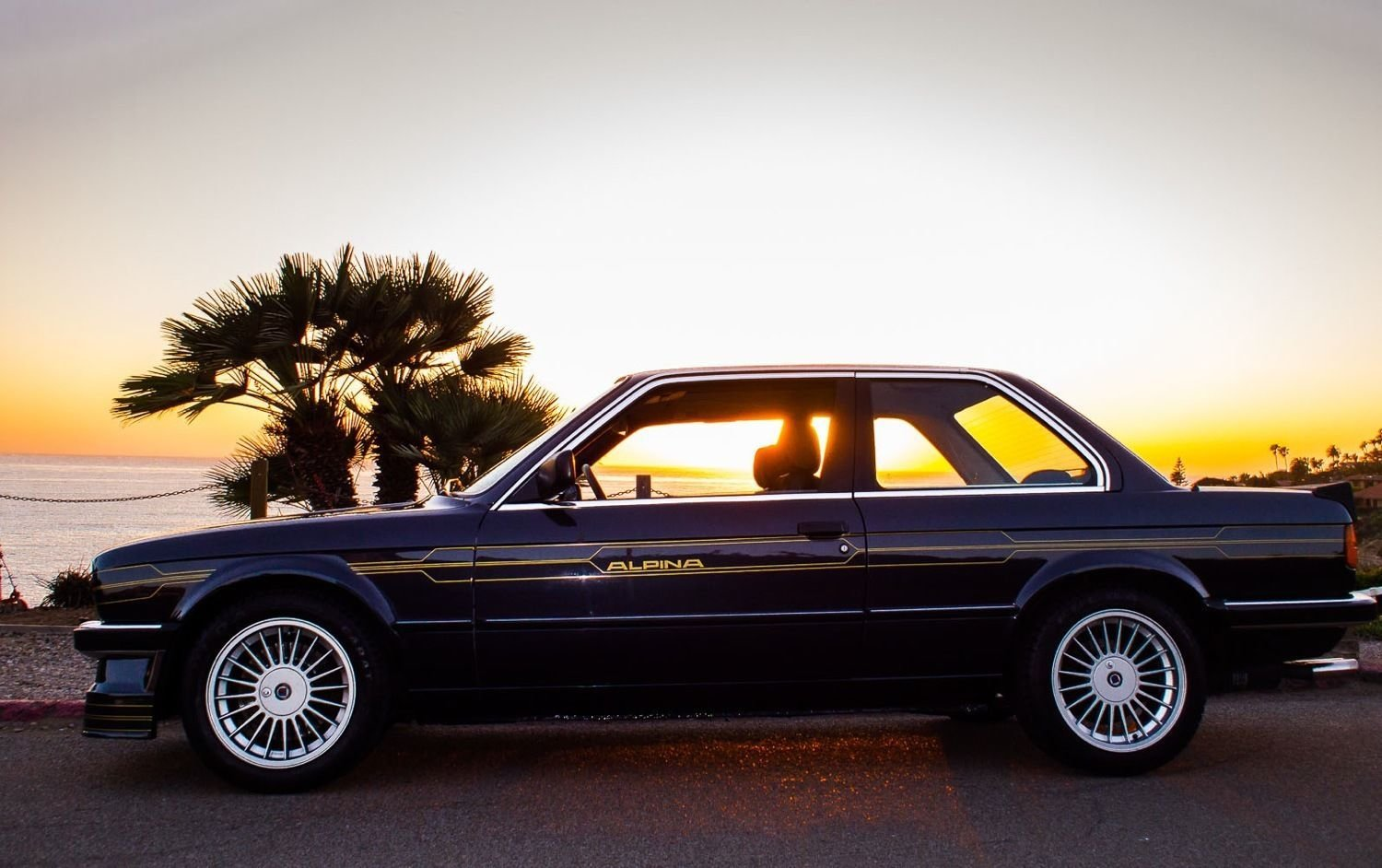 Latest One Of Only 218 Alpina B6 3 5 Cars Ever Made Can Be Yours Free Download