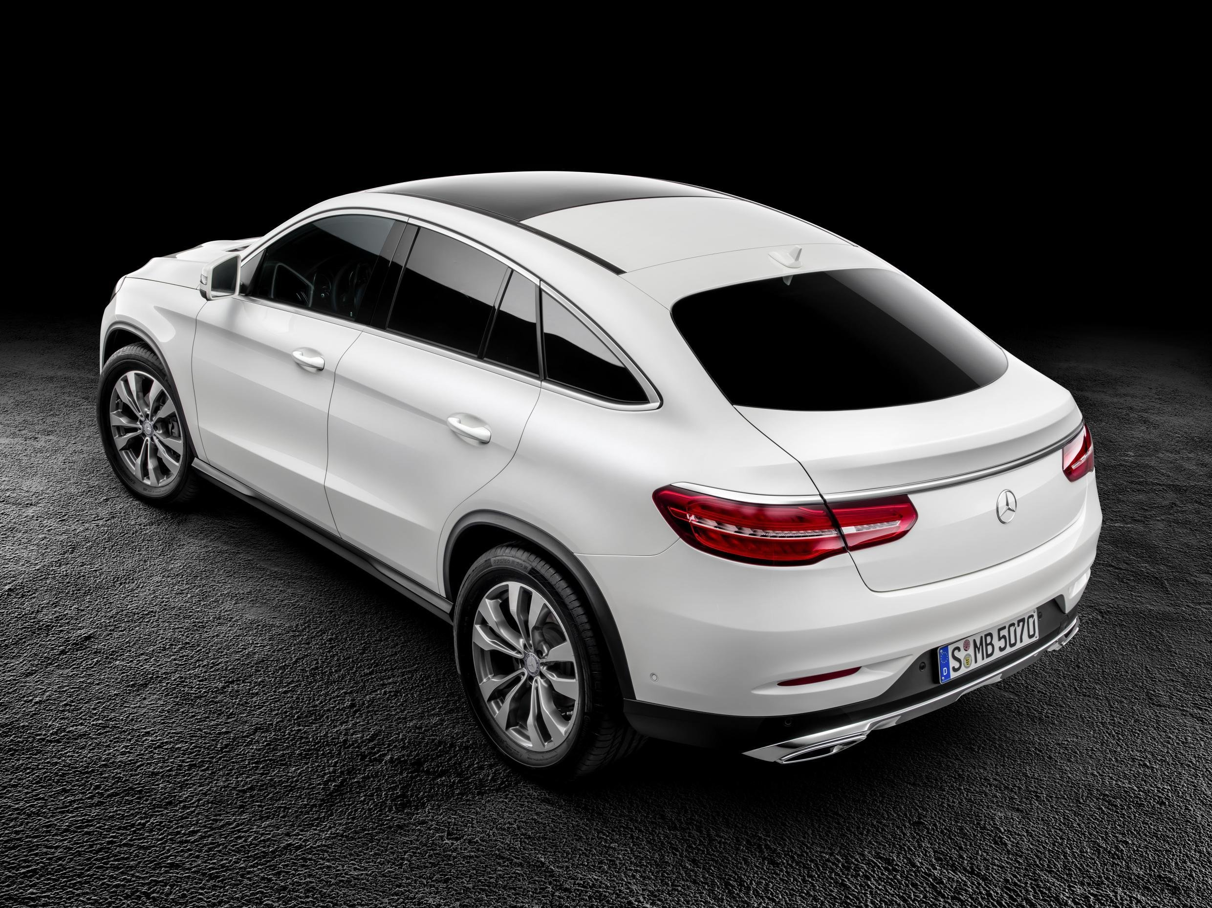 Latest Mercedes Benz Gle Coupe Is Not The Bmw X6 You Were Looking Free Download