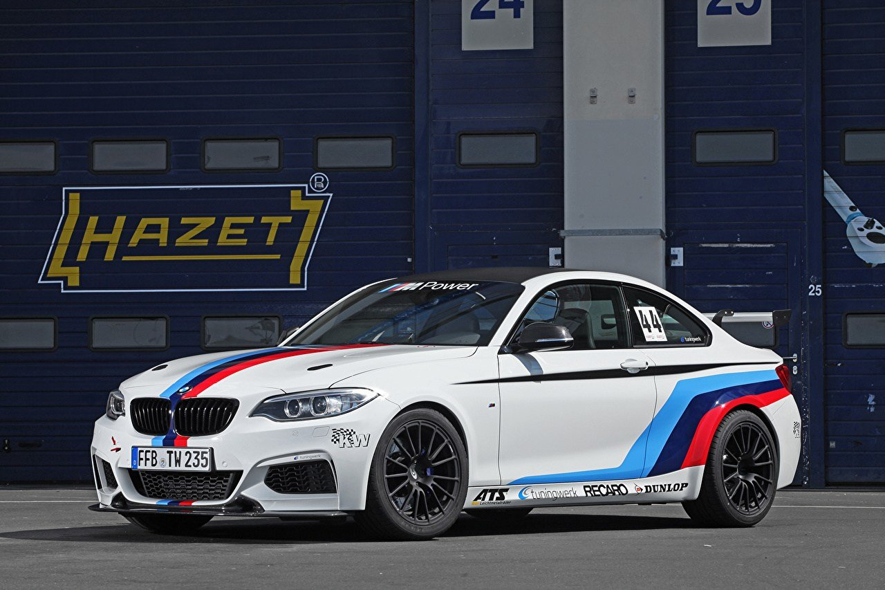 Latest Pictures Bmw Tuning 2014 M235I Rs Tuningwerk White Free Download