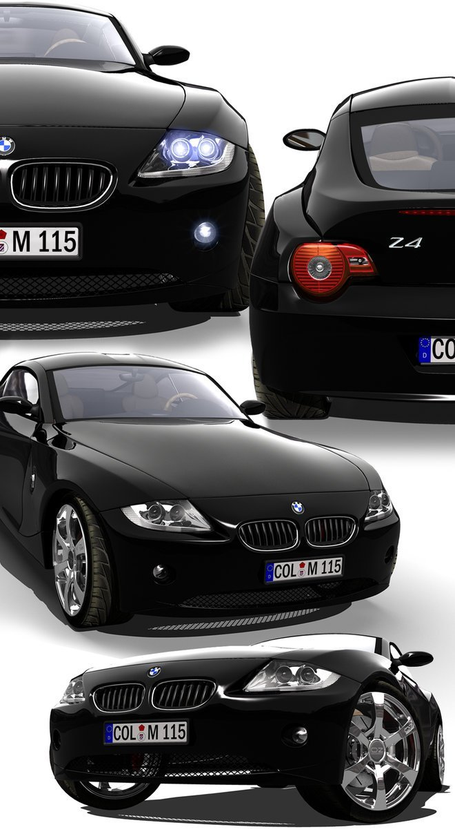 Latest Bmw Collage Gallery Free Download