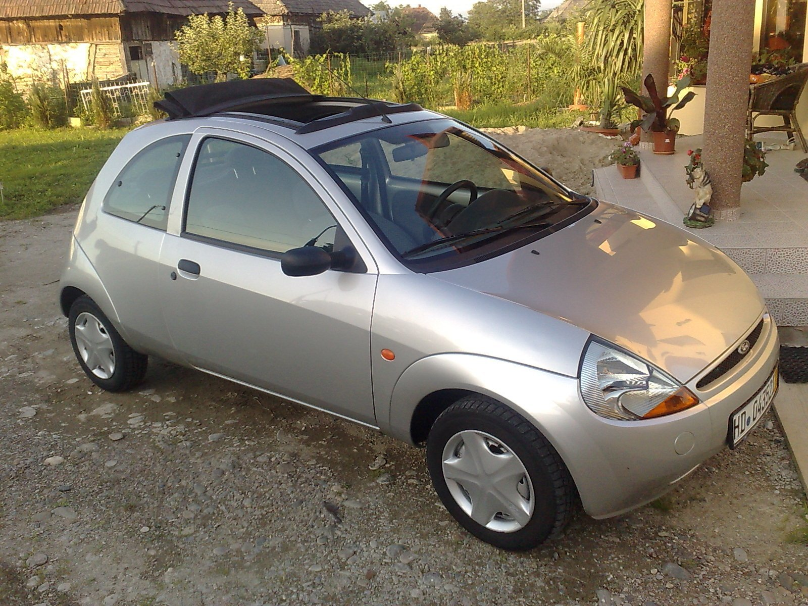 Latest 2002 Ford Ka – Pictures Information And Specs Auto Free Download