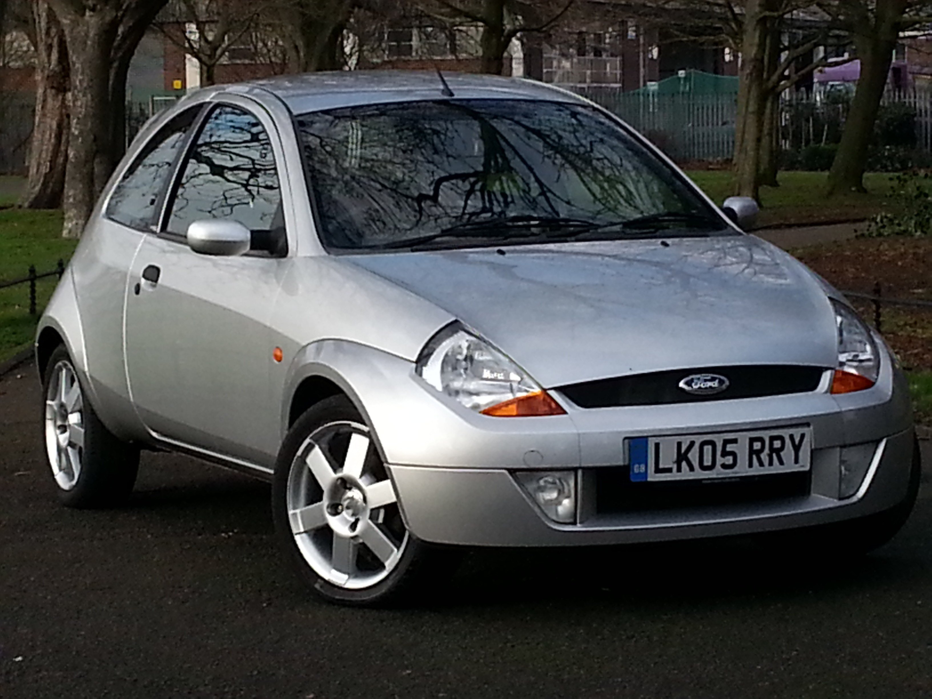 Latest 2005 Ford Ka – Pictures Information And Specs Auto Free Download