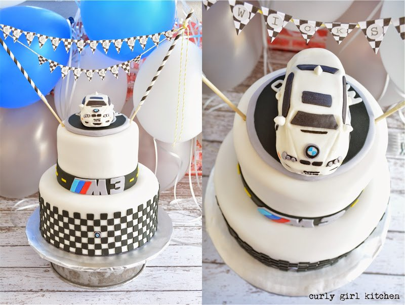 Latest Curly Girl Kitchen Bmw 40Th Birthday Cake Free Download