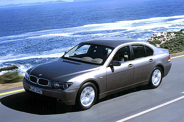 Latest Bmw 735 Cars Pictures Gallery Free Download