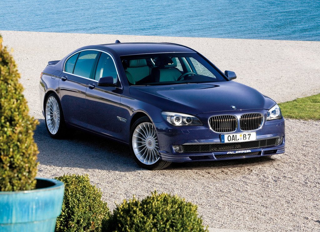 Latest 2010 Alpina Bmw B7 Bi Turbo Owner Manual Pdf Free Download