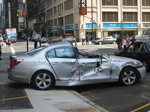 Latest Just For Share By Enysuryo Sport Car Accident Crushed Free Download