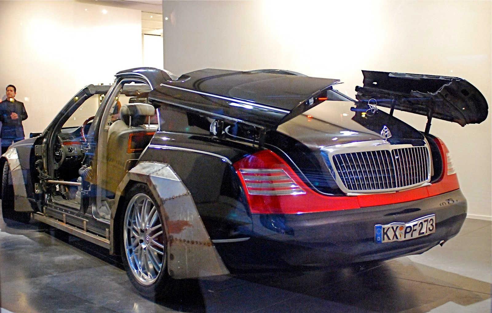 Latest Maybach Auto Car Free Download