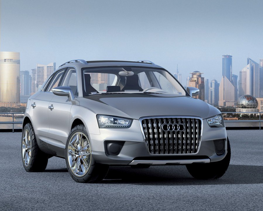 Latest World Car Wallpapers Audi Q3 2012 Free Download
