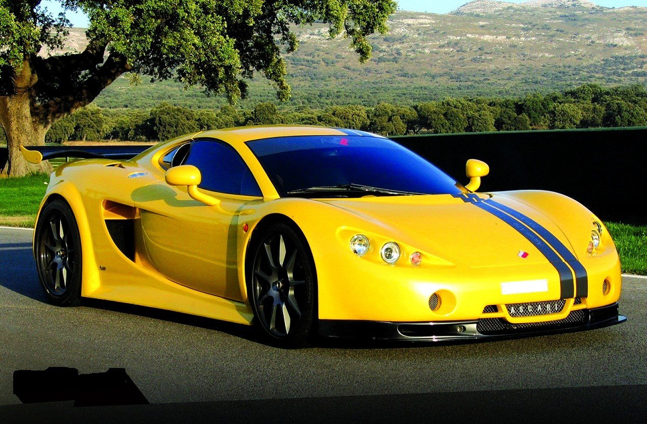 Latest 2011 Ascari A10 Photos Informations Articles Free Download