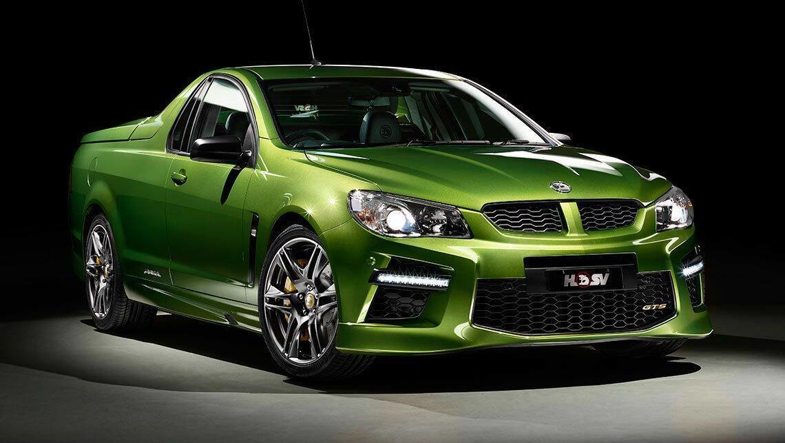 Latest 2015 Hsv Gts Maloo Ute Detailed Car News Carsguide Free Download