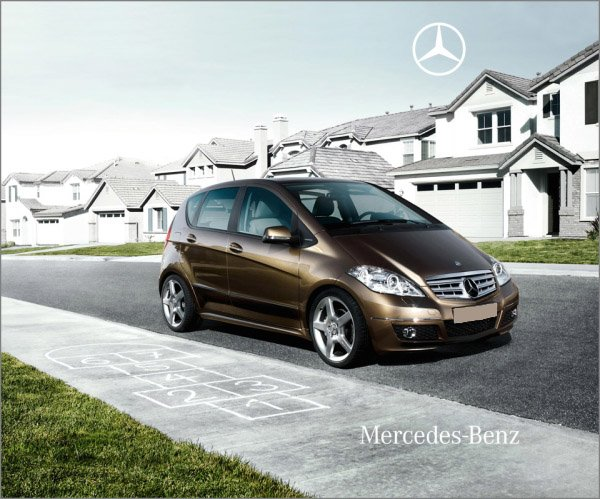 Latest Car Trials Mercedes Benz To Launch Compact Car Range In Free Download