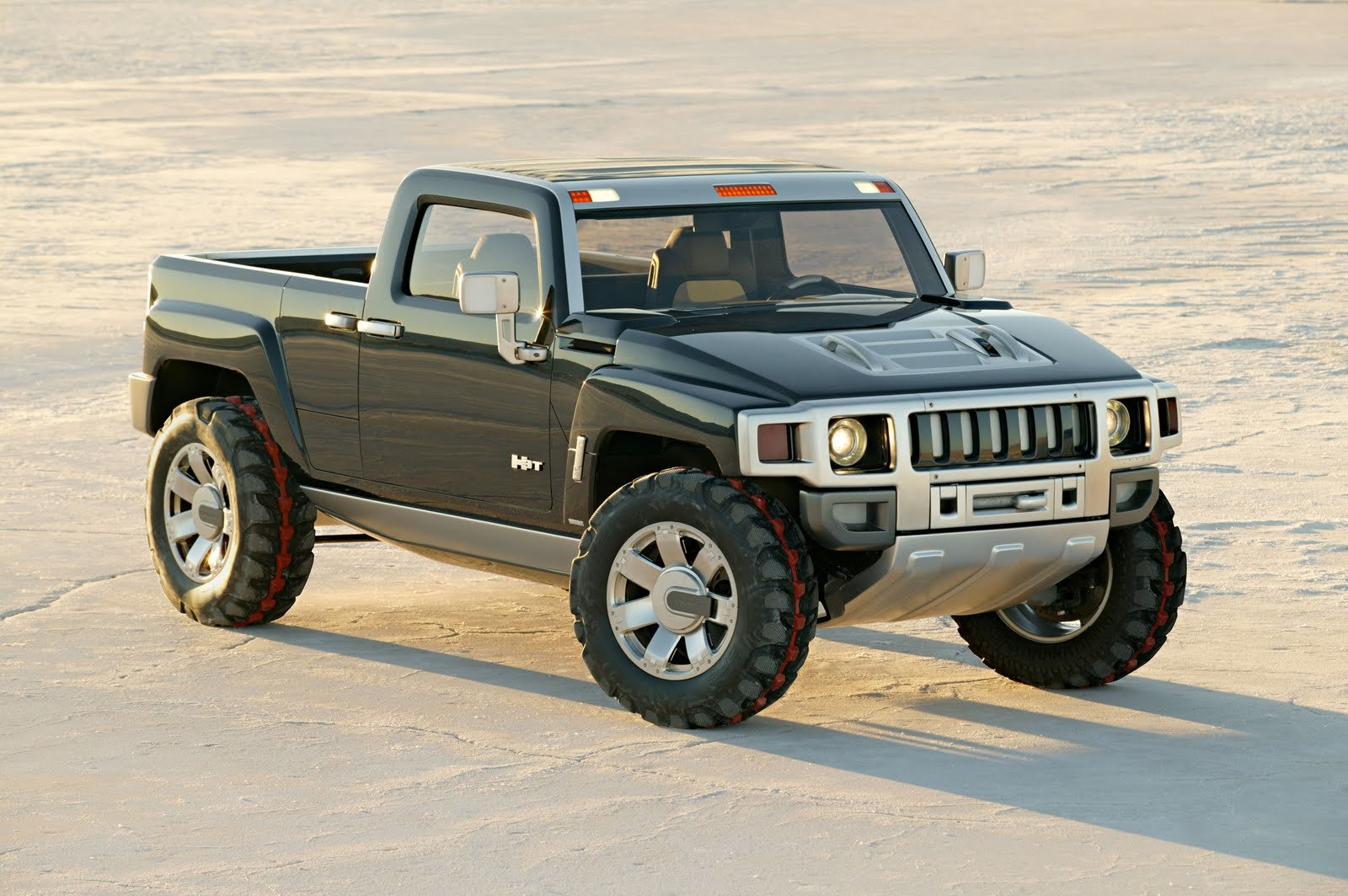 Latest New Cars From Hummer Hummer H3T Specification Free Download