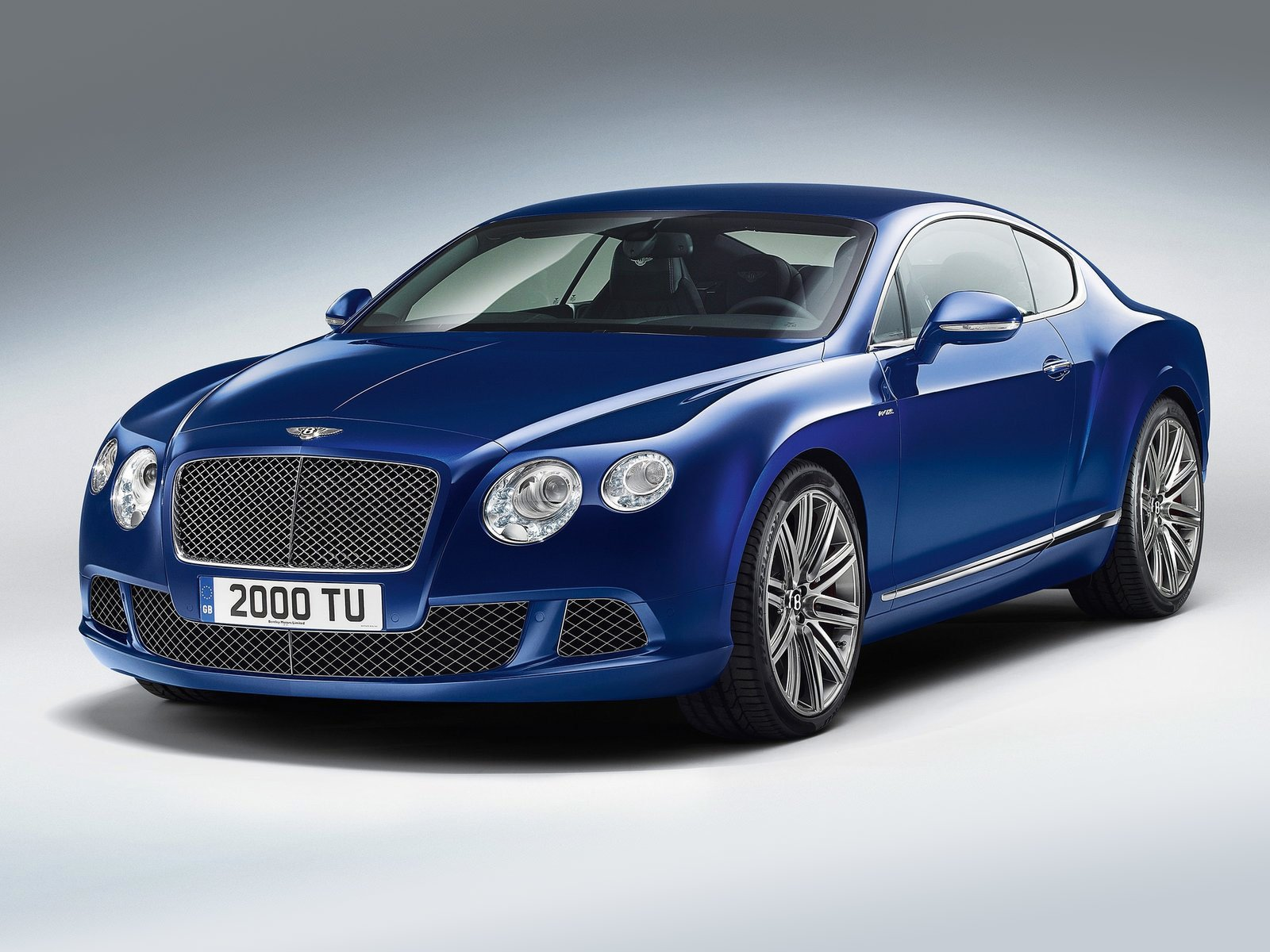 Latest Gambar Mobil Bentley Continental Gt Speed 2013 Free Download