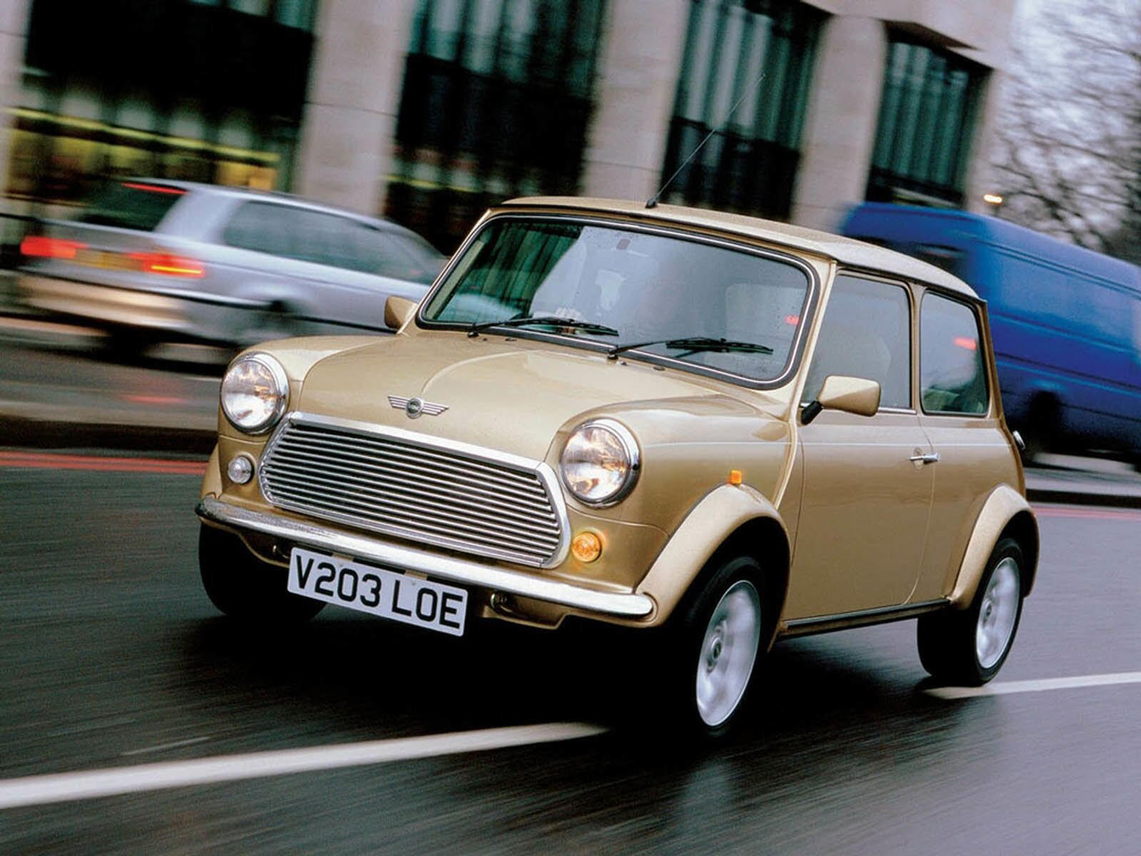 Latest Wallpapers Mini Cooper Classic Car Wallpapers Free Download