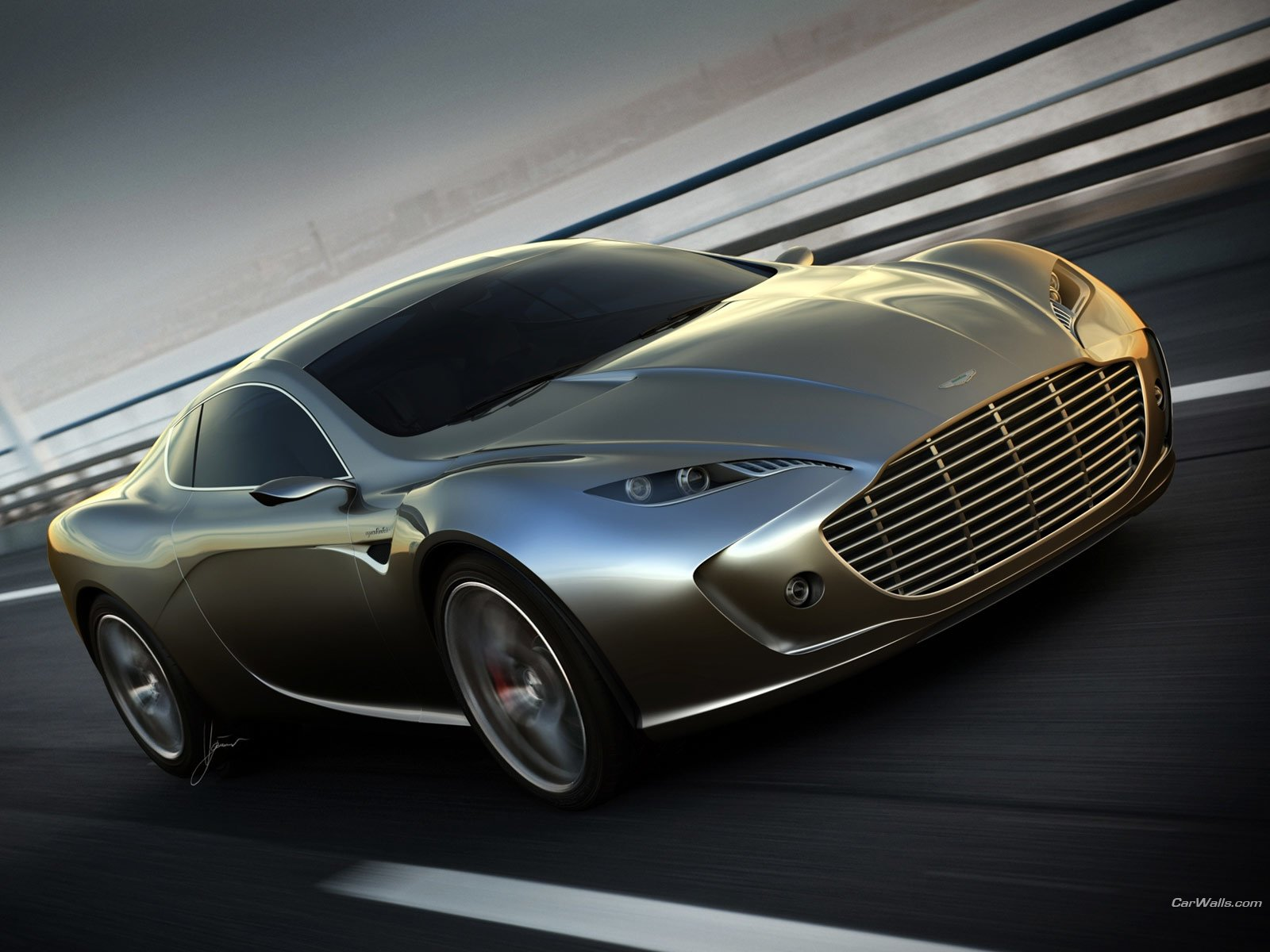 Latest Aston Martin Car Wallpapers Aston Martin Gauntlet Concept Free Download