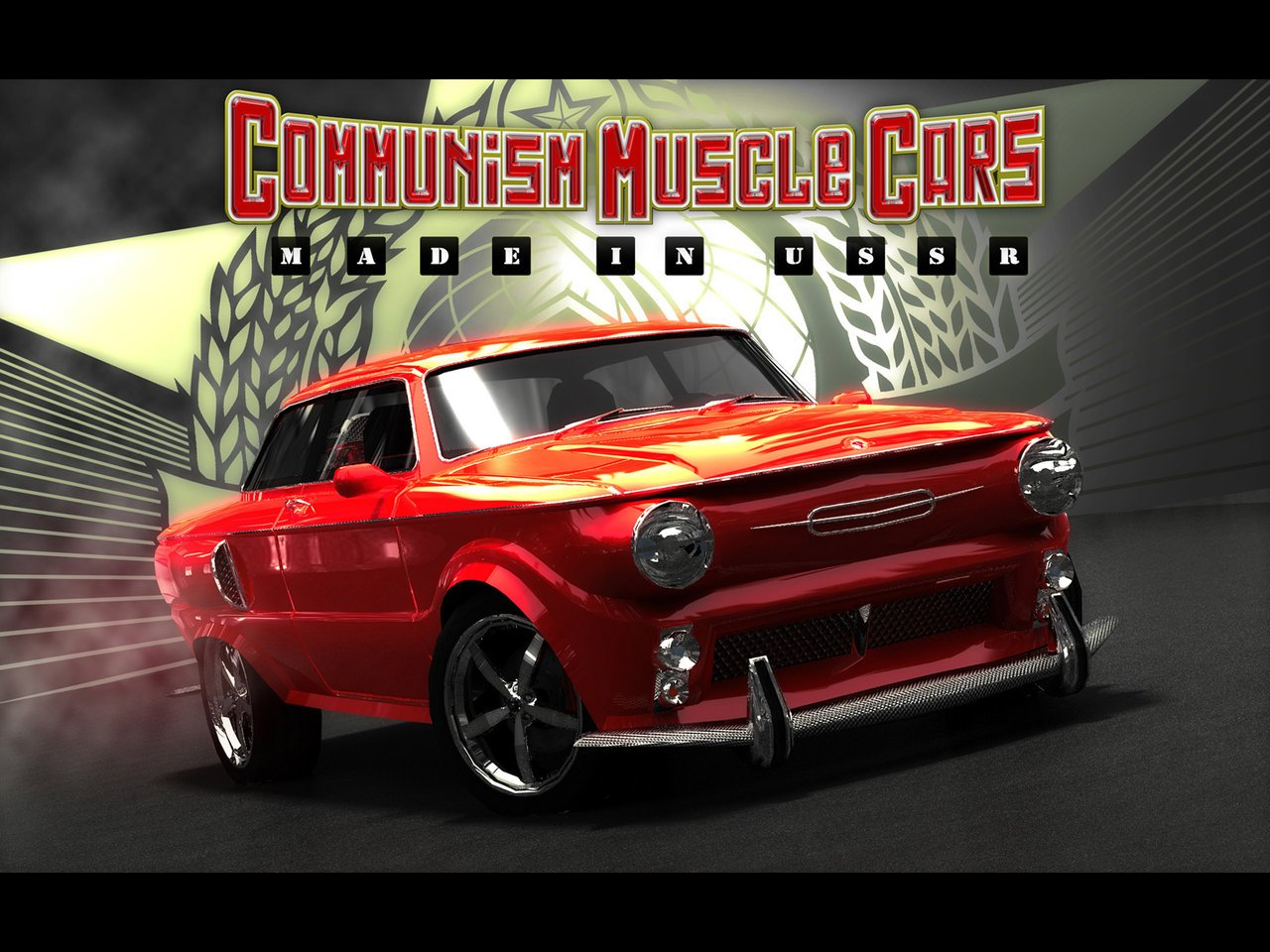 Latest Communism Muscle Cars Babaloadgame Free Game For Download Free Download