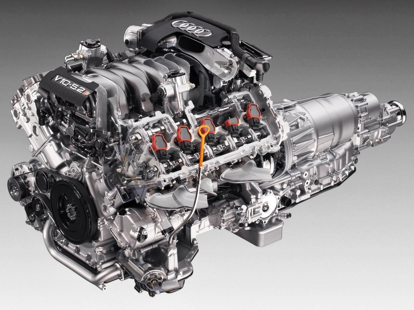 Latest Automotive Blog Audi Engine Wallpaper Free Download