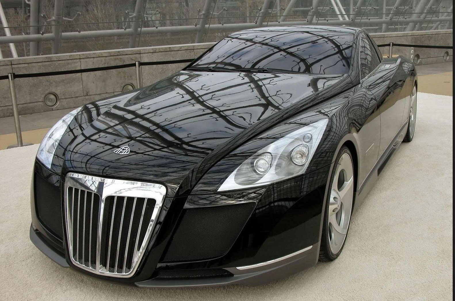 Latest New Maybach Designs Auto Car Free Download