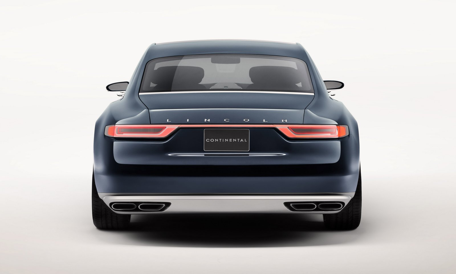 Latest Lincoln Continental Concept Previews All New Full Size Free Download