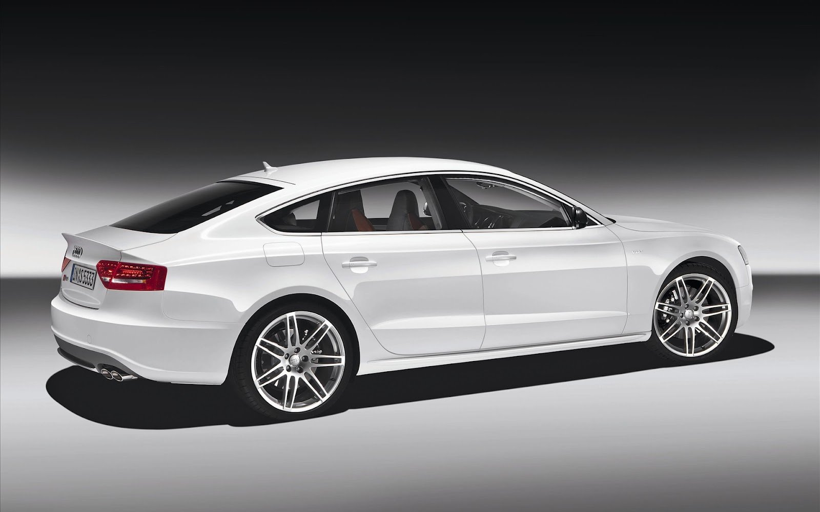 Latest New Car Photo White Audi S5 Wallpaper Free Download