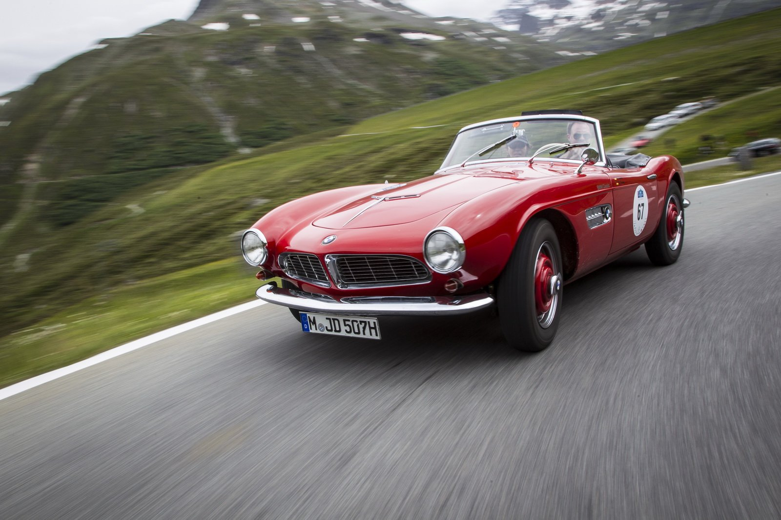 Latest Bmw Commemorates 507 S 60Th Anniversary With Prototype And Free Download
