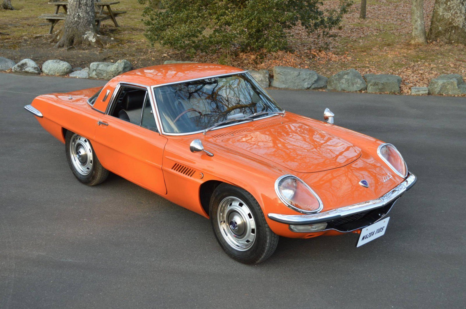 Latest Mazda Cosmo 110S Free Download