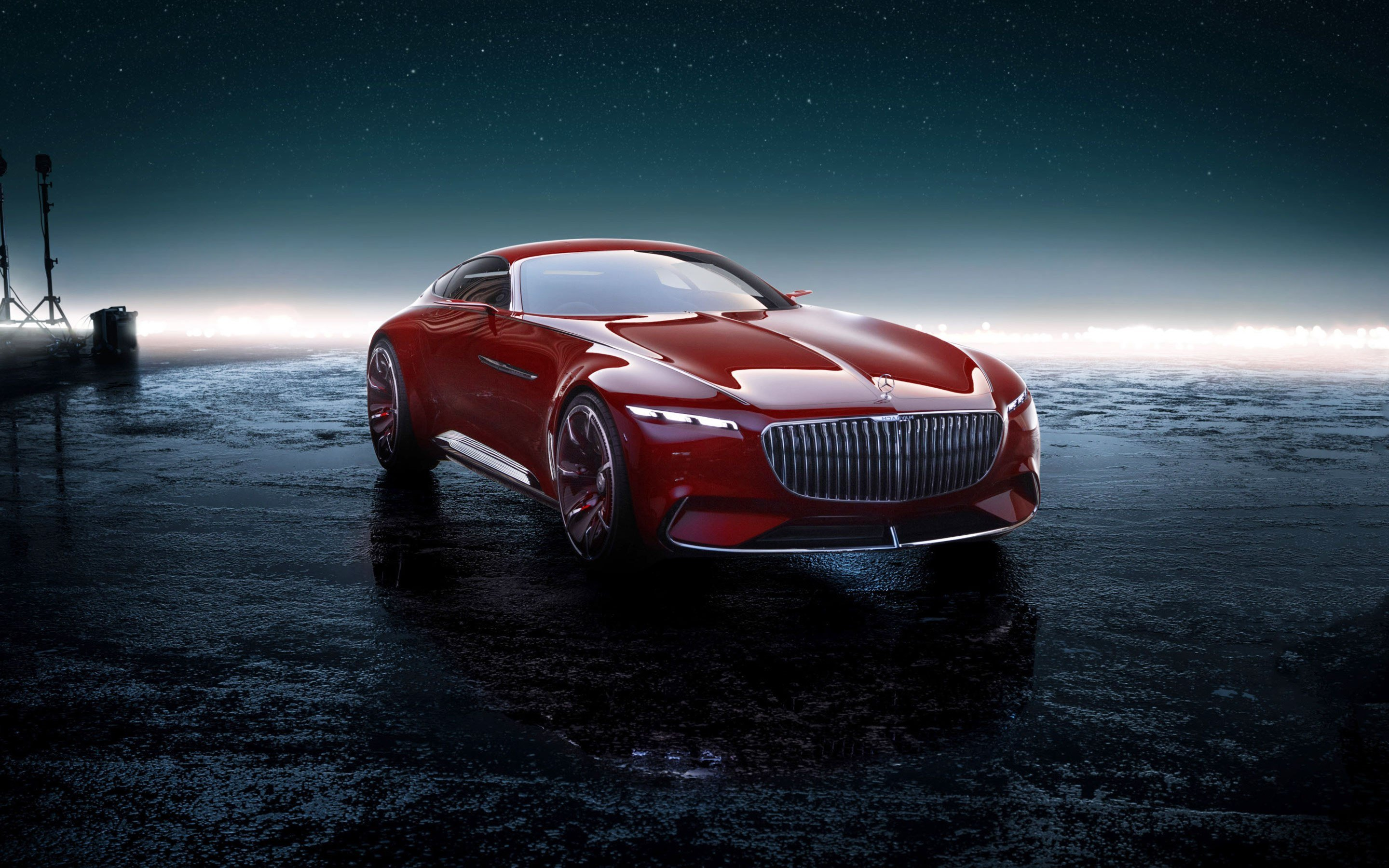 Latest Car Mercedes Maybach Vision 6 Hd Wallpapers Free Download