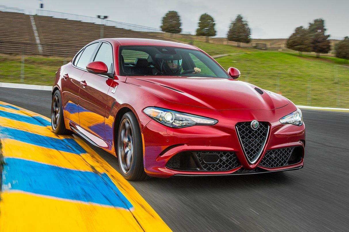 Latest Alfa Romeo Giulia Reviews Research New Used Models Free Download