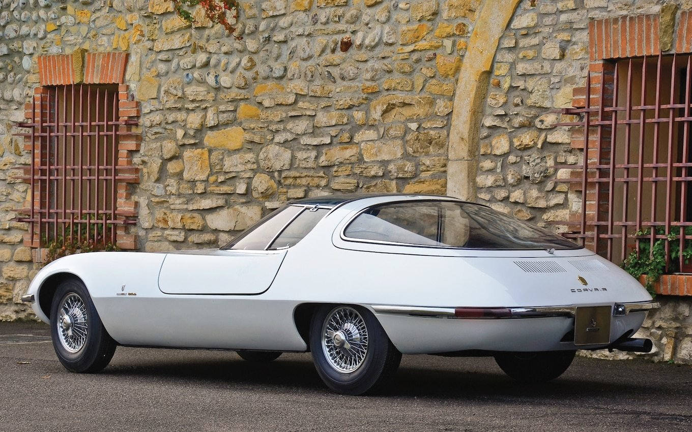 Latest Buy A Bertone Historic Concept Cars Heading For Auction Free Download