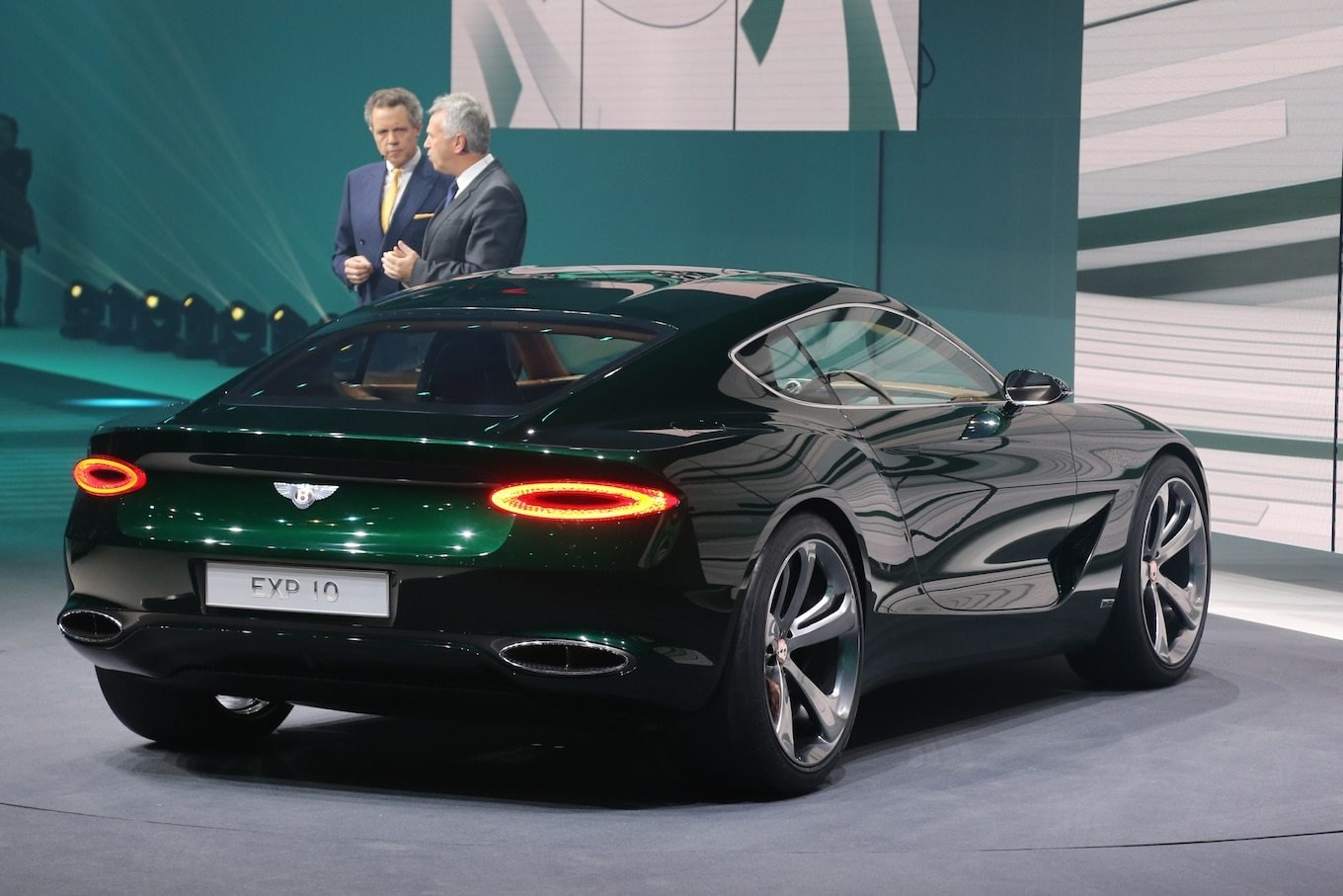 Latest We Hear Bentley To Name New Two Seat Sports Car Barnato Free Download