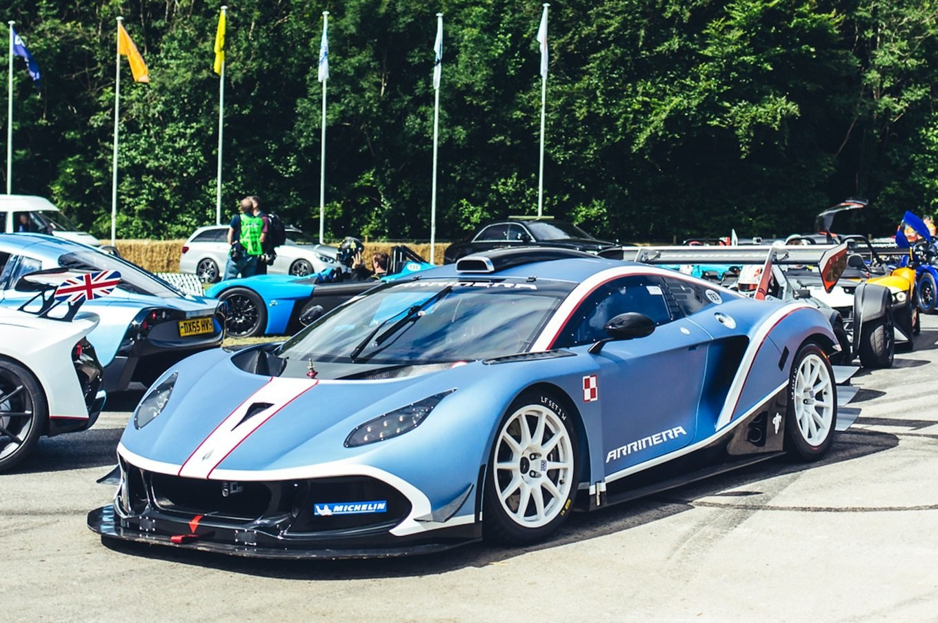 Latest Arrinera Hussarya Gt Is First Polish Car To Enter Goodwood Free Download