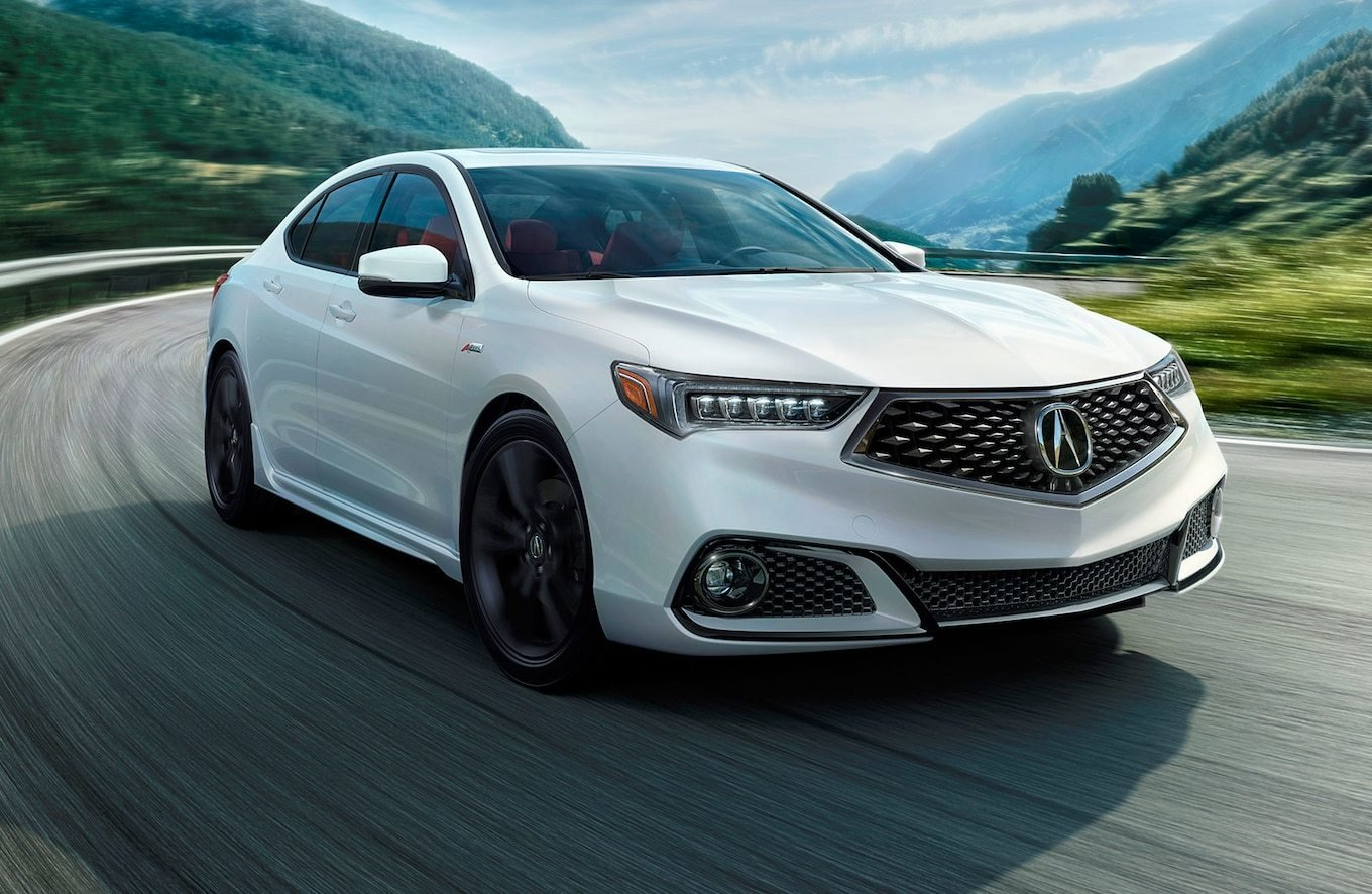 Latest 2018 Acura Tlx First Look Review Free Download