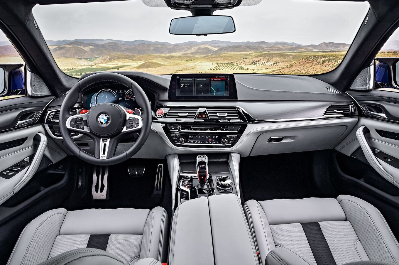 Latest 2018 Bmw M5 First Look Review Motor Trend Free Download