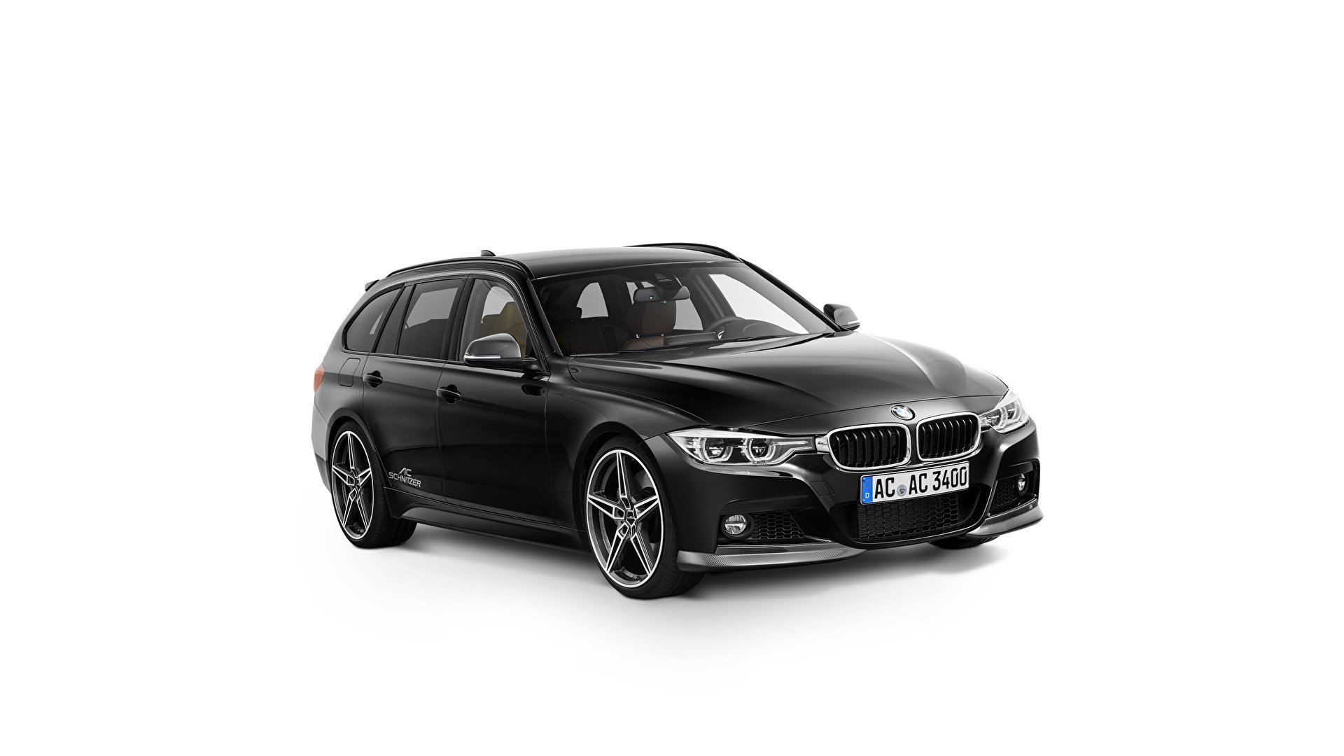 Latest Photo Bmw Station Wagon Ac Schnitzer F31 3 Series Black Free Download