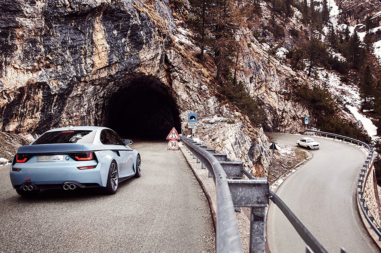 Latest Image Bmw Cave Cliff Roads Cars Free Download